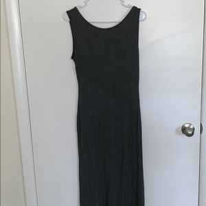 Rolla Coster Gray Maxi Dress